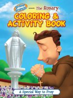 Brother Francis Coloring and Activity Book The Rosary