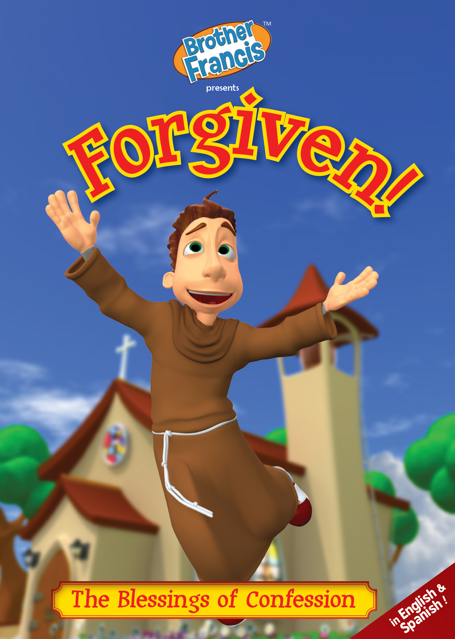 Brother Francis Episode 4: Forgiven