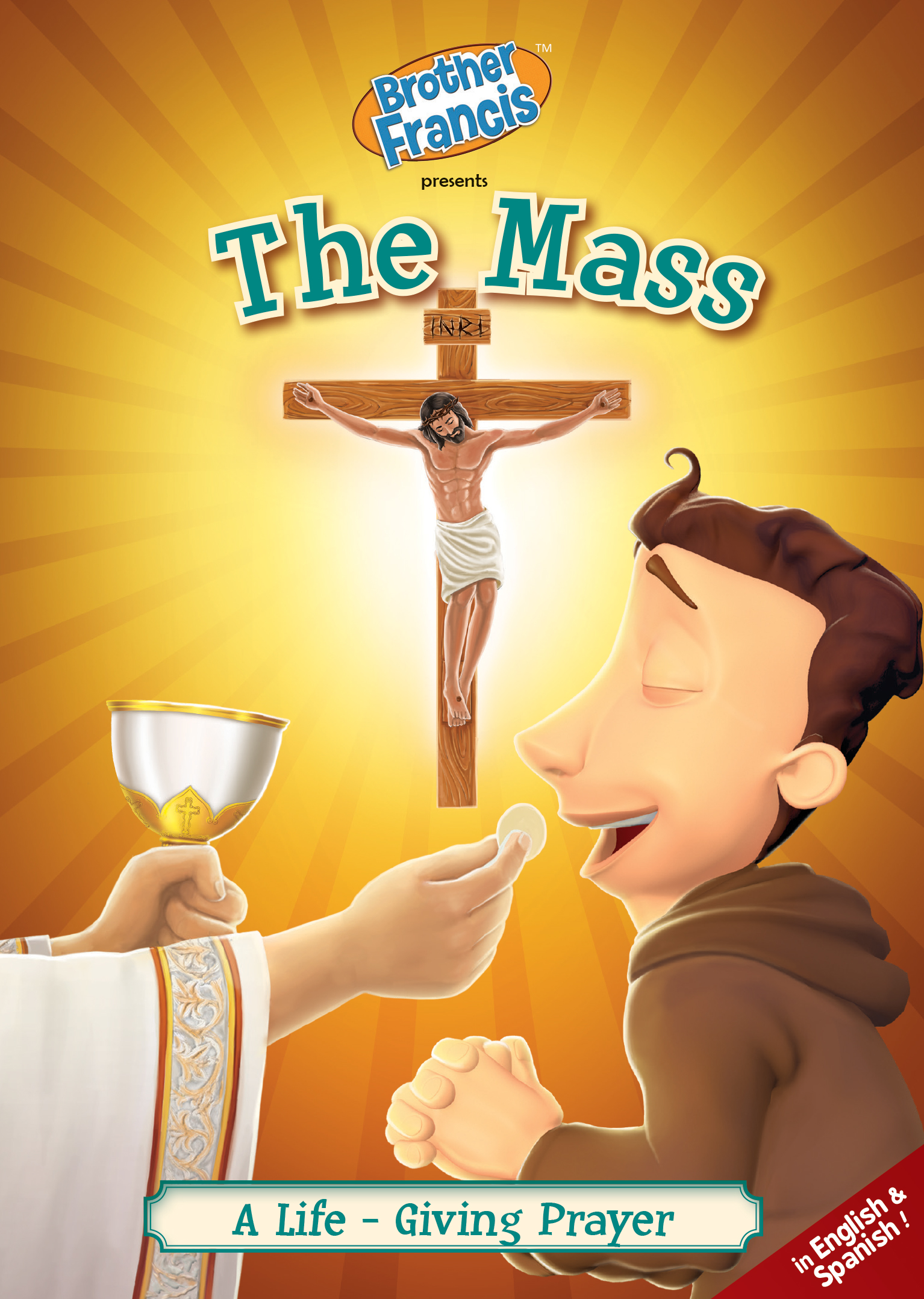 Brother Francis Episode 6: The Mass