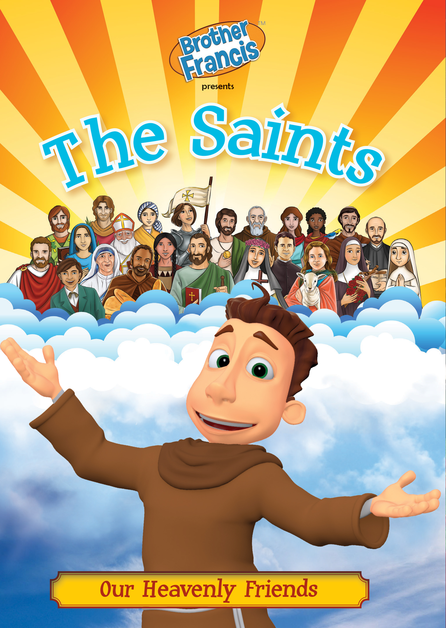 Brother Francis Episode 8: The Saints