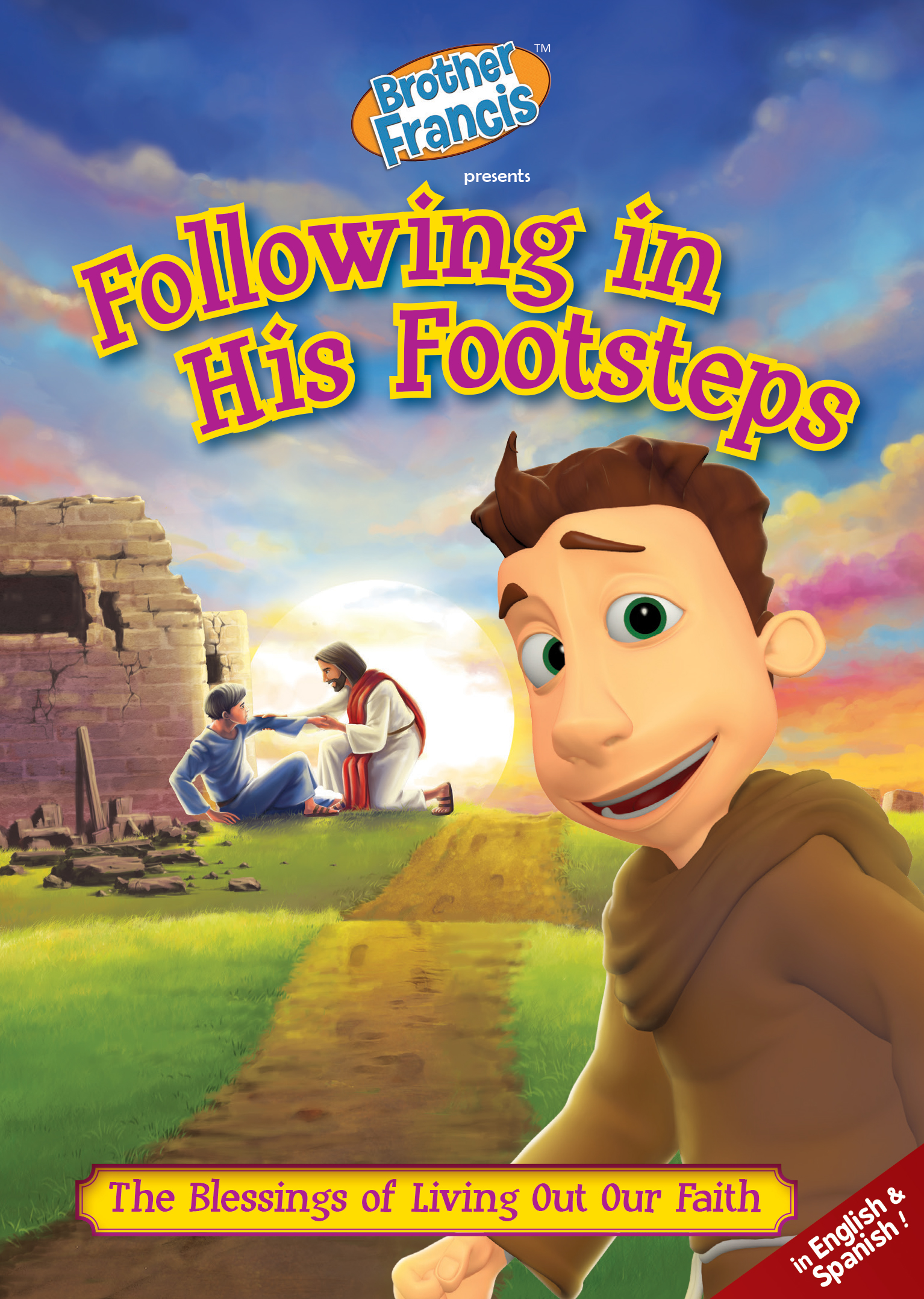 Brother Francis Episode 9: Following in His Footsteps