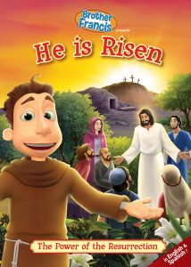 BF10-he-is-risen-easter-triduum-holy-week-catholic-children-brother-francis-episode-10