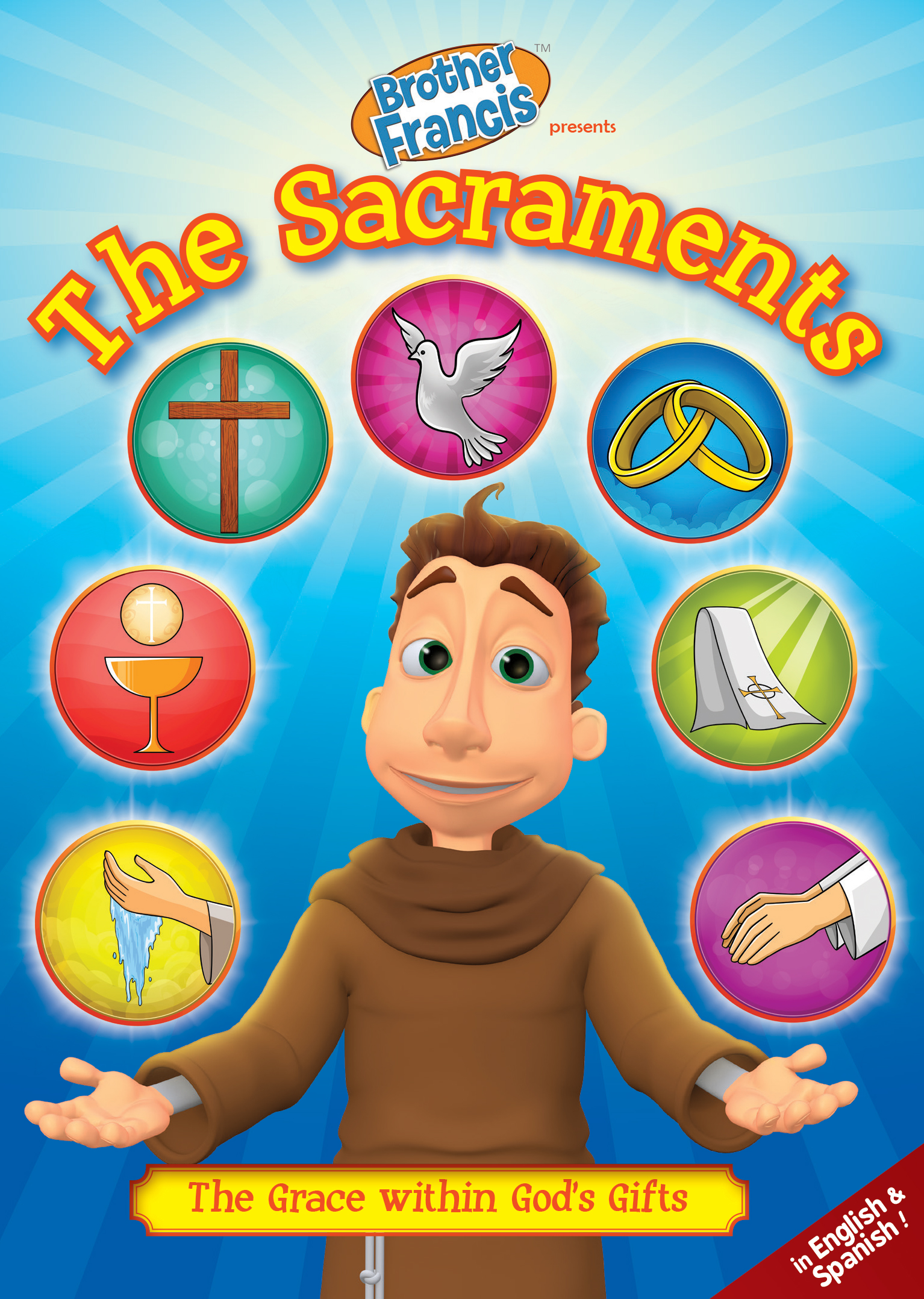 Brother Francis episode 12: The Sacraments