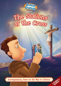 BF14-stations-of-the-cross-brother-francis-episode-14-catholic-children-lent