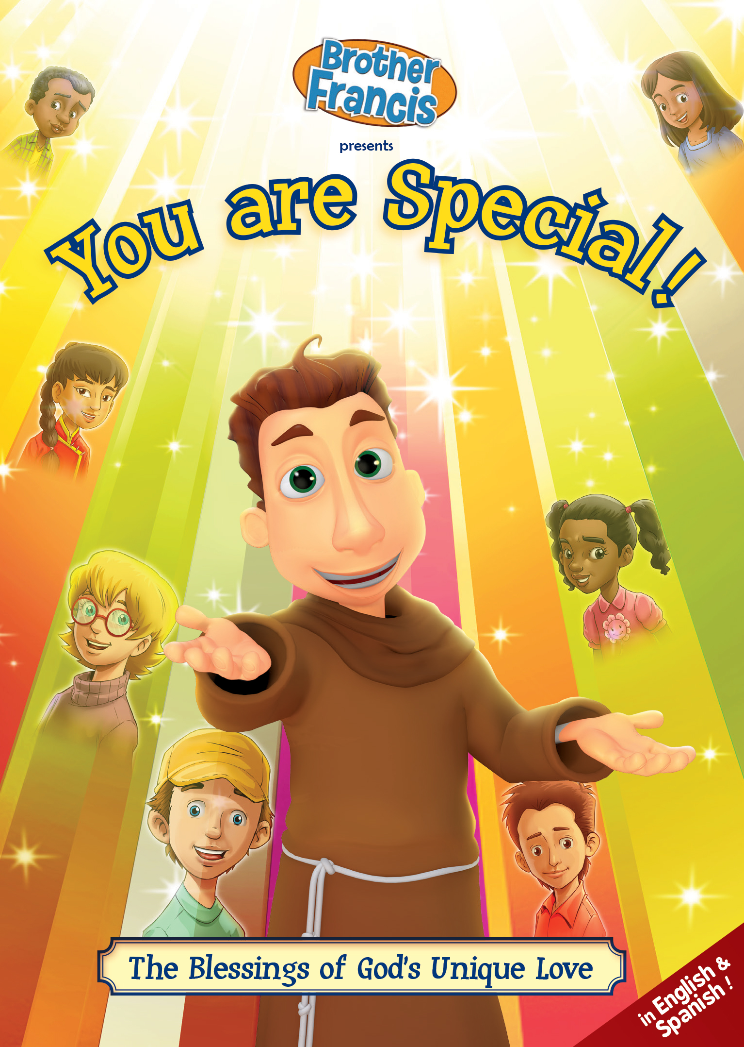 Brother Francis episode 15: You Are Special