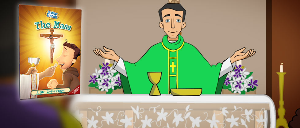 Brother Francis 6 - The Mass