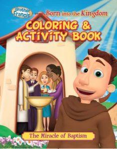 Born into the Kingdom - Coloring & Activity Book