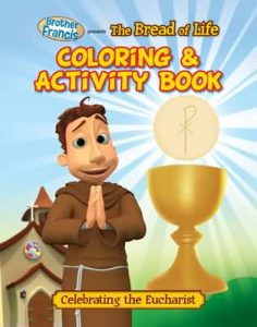 Bread of Life Coloring & Activity Book