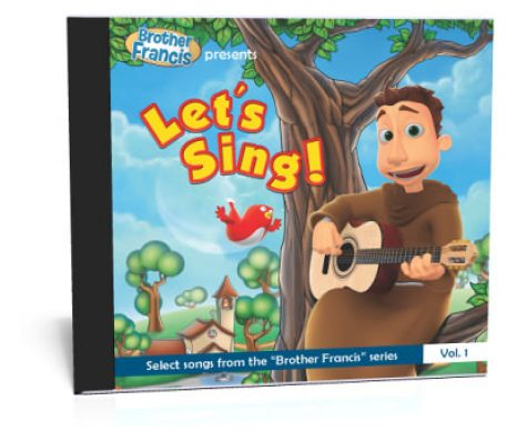 Brother Francis - Lets Sing CD