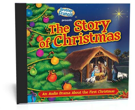 Brother Francis The Christmas Story