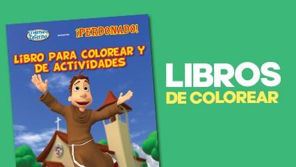 ¡11 cuadernos para colorear y de actividades!