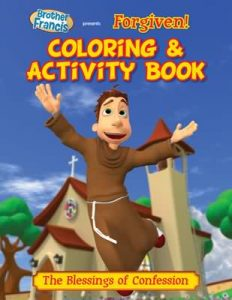Forgiven! Coloring and Activity Book