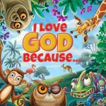 I Love God Because Reader Cover