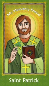 My Heavenly Friends - St. Patrick