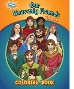 Our Heavenly Friends Vol2 - Coloring Book