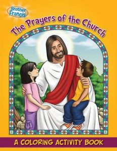 The Prayers of the Church - A Coloring Activity Book