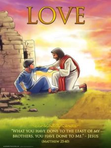 love-18x24-wall-poster-matthew-25-40_3d20db49-8505-4fc2-88ee-8f87b92a3ee6_740x