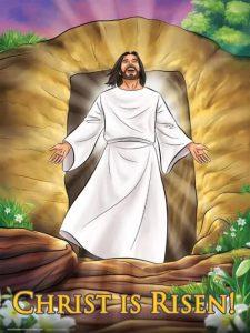 resurrection-18x24-wall-poster-christ-is-risen_79942ac6-c3dd-4a9e-ba43-f816863743c1_740x